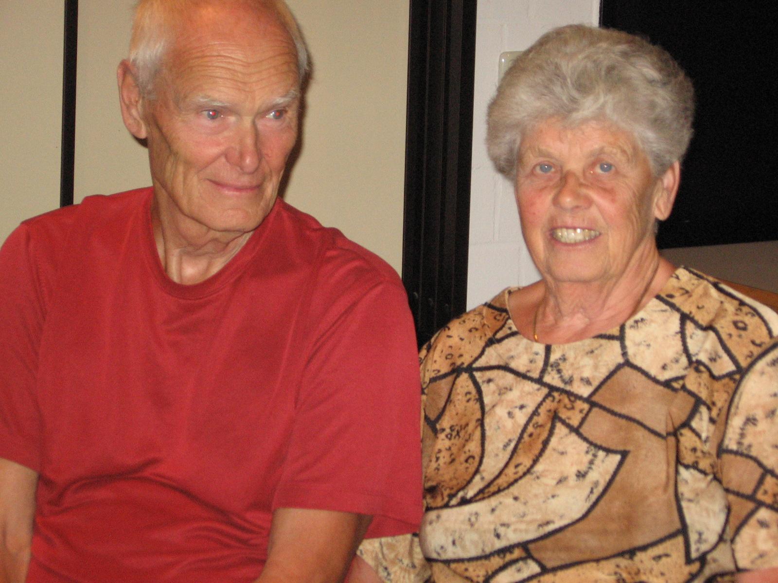Horst und Margarete Meissner